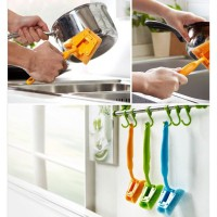 KS017 Multifunction Kitchen Brush/Sikat Dapur/Alat Kebersihan