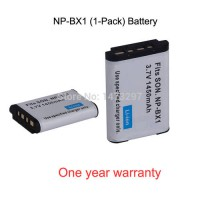 [globalbuy] original ODM NP-BX1 NP BX1 3.7V 1450mAh battery for Sony DSC-RX100 RX100 HDR-A/4030201