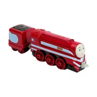 TF423 FISHER PRICE Thomas & Friends Collectible Railway Caitlin w/ Cargo Die Cast