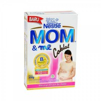 Nestle Mom & Me Milk Cokelat 350gr