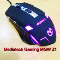 Mouse Gaming Mediatech MGW Z1