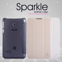 Case Asus Fonepad 7 FE170CG Nillkin Sparkle Leather (Flip Cover)
