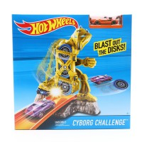 Hot Wheels Track Survive His Attack And Blast Him