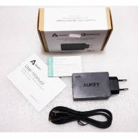 Charger USB AUKEY 3 Port PA-T14