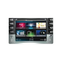 MobileTECH Head Unit Double Din 6.2 inch for RUSH/TERIOS