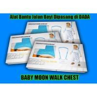 Baby Moon Walk Alat Bantu Jalan Anak Bayi Dada / Baby Walker Chest