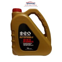 Suzuki Genuine Oil SGO 5W-30 Synthetic Automobile Oli Mobil Mesin Bensin 4 Liter Original
