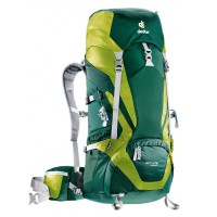Deuter Tas Ransel Carrier Outdoor ACT LITE 40+10 L Forest-Moss Original