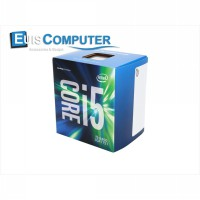 I5 6400 skylake,Quadcore 2,7 Ghz up to 3.3 Ghz Turbo 6Mb chace
