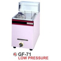 GETRA GAS DEEP FRYER/TABLE TOP (GF-71)