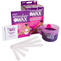 Deluxe Wonder Wax Painless Hair Removal - wax bulu tanpa sakit SJ0023