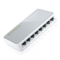 Tp-link Switch Hub TL-SF1008D 8-Port 10/100Mbps - Putih