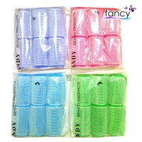 ROLL RAMBUT MAGIC 3 Inches (Harga Per Pack Isi 6)