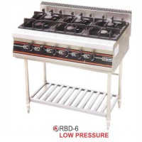 GETRA GAS OPEN BURNER W/STAND (RBD-6)