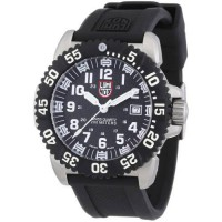 [poledit] Luminox Men`s 3151 Navy SEAL Luminescent Watch with Black Rubber Band (R1)/13290048
