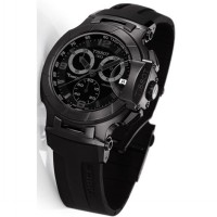 TISSOT T-Race Moto GP (all black) Limited Edition + kacamata hollbrok
