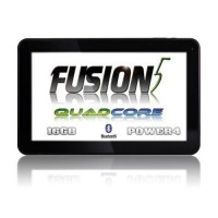 [poledit] Tablet Android 4.4 Kitkat, 10 Inch Fusion5 Xtra Power4 Tablet PC - Quad-Core CPU/12995569