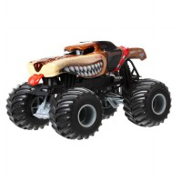 HW128 Hot Wheels Monster Jam Monster Mutt Die Cast (1:24) Scale Original Item