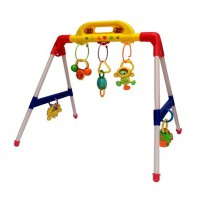 play gym my baby health rack with 14 music , 4 sound and led light