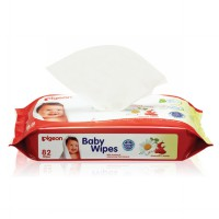 Pigeon Baby Wipes Chamomile & Rosehip Isi 82 'Sheets Refill