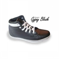 [Pioneer] Gypsy Black Man Shoes