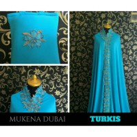 MUKENA DUBAI TURKISH CANTIK