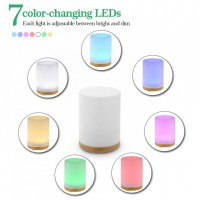 H42 - Humidifier Essential Oil Diffuser Air Purifier LED Light 200ml