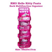 RMO Hello Kitty Fanta (Rack Multifunction Organizer) Rak Multifungsi Karakter