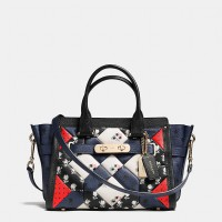 COACH Swagger Patchwork - (DB191)