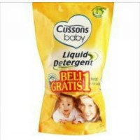2pcs Cussons Liquid Detergent 700ml 700 ml refill