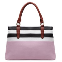 Striped hand bags 2 Colors