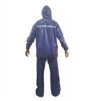 Jas Hujan Karet PCV Original GMA Raincoat Legenda Pengendara Motor Anti Air 100% Original