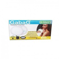 Gabag Disposable Breast Pads Isi 60pcs