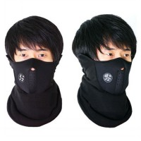 Thermal Mask Masker Motor filter Debu Buff polar Supermask Balaclava Motorcycle Polar buff Ski Half