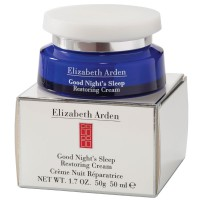 Elizabeth Arden Good Night's Sleep Restoring Cream Melembabkan dan Mengencangkan Wajah