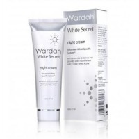 WARDAH WHITE SECRET NIGHT CREAM 17ml