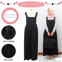 Annie Overall Black