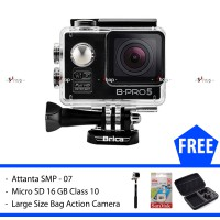 Brica B-Pro 5 Alpha Edition Combo Tas Large Action Camera