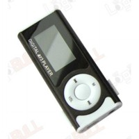 MP3 Player Clip Mini LCD