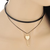 Kalung Choker Double Layer | 7 model