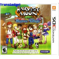 [Nintendo 3DS] Harvest Moon: Skytree Village