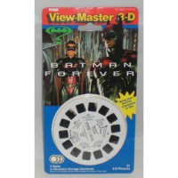 [poledit] View Master TYCO View-Master 3-D / Batman Forever Reel Set / 3 Reels - 21 3-D pi/12081273