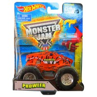 HWMJ129 Hot Wheels Monster Jam Prowler Die Cast (1:64) Scale Original Item