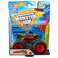 HWMJ130 Hot Wheels Monster Jam Instigator (Skala 1:64) Original Item