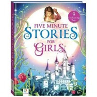 [HelloPandaBooks] Five Minute Stories for Girls (9 Enchanting Tales)