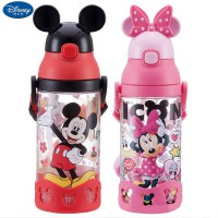 Botol Minum Mickey Minnie Disney Original Drinking Bottle Water BPA Free Anti Bocor 4262/4265