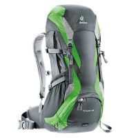 Deuter Tas Ransel Carrier Outdoor FUTURA 26 Granite Spring Original