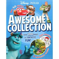 [HelloPandaBooks] Disney Pixar Awesome Collection