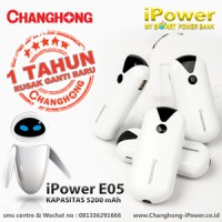 Changhong Powerbank E05 5200mah