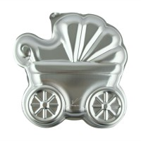 Delizioso Baby Buggy Baking Tray